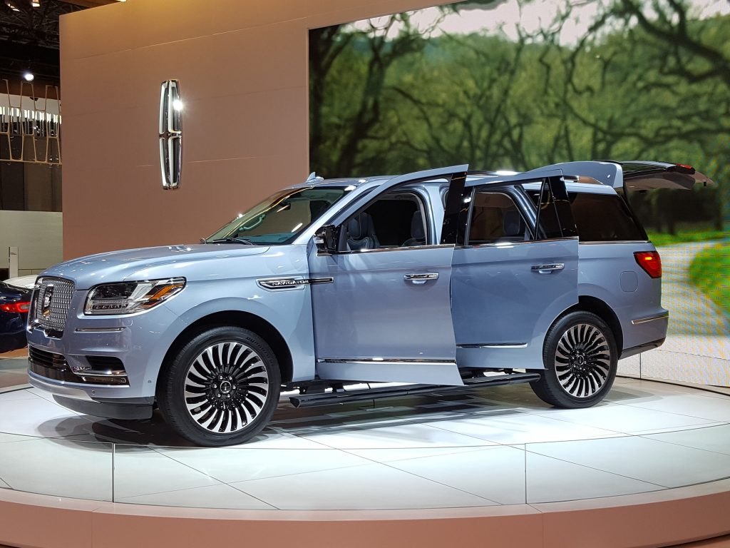 eportage Messebericht New York International Auto Show