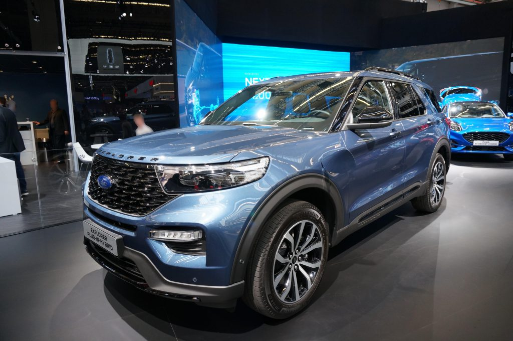 IAA 2019 Ford Explorer