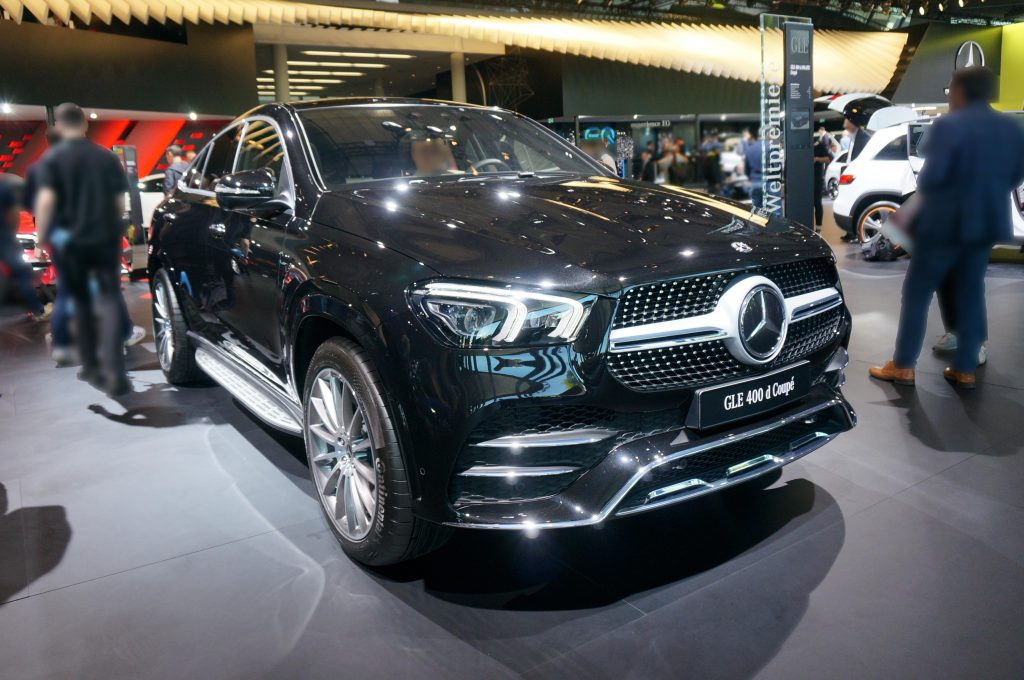 IAA 2019 Mercedes-Benz GLE Coupé