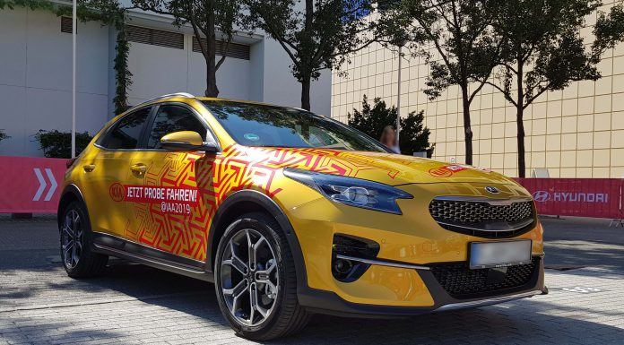 Kia XCeed 1.4 T-GDI Launch Edition