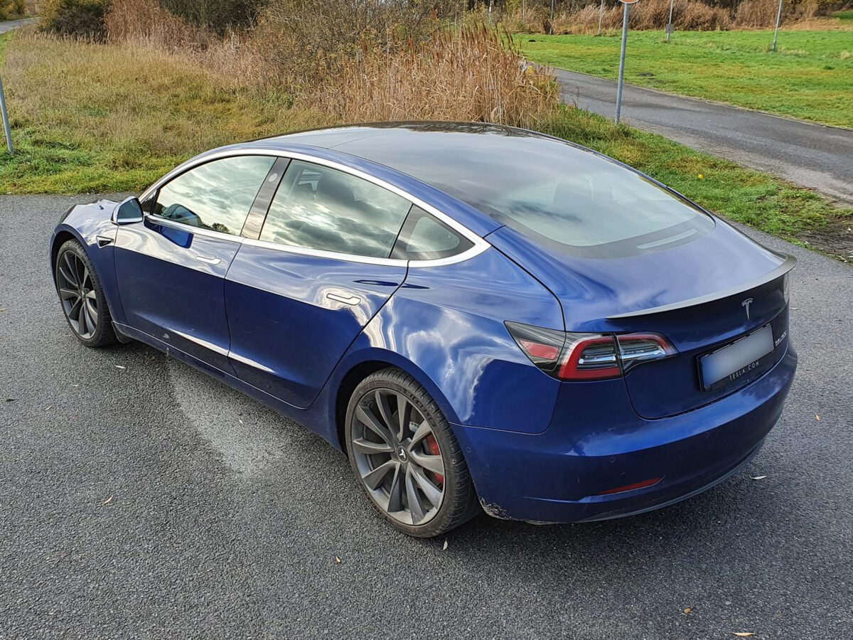 Tesla Model 3 Performance Dualnmotor